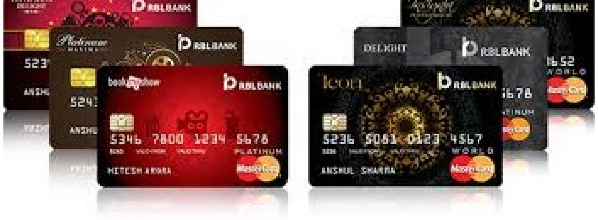 Get the information about RBL Credit Card Status