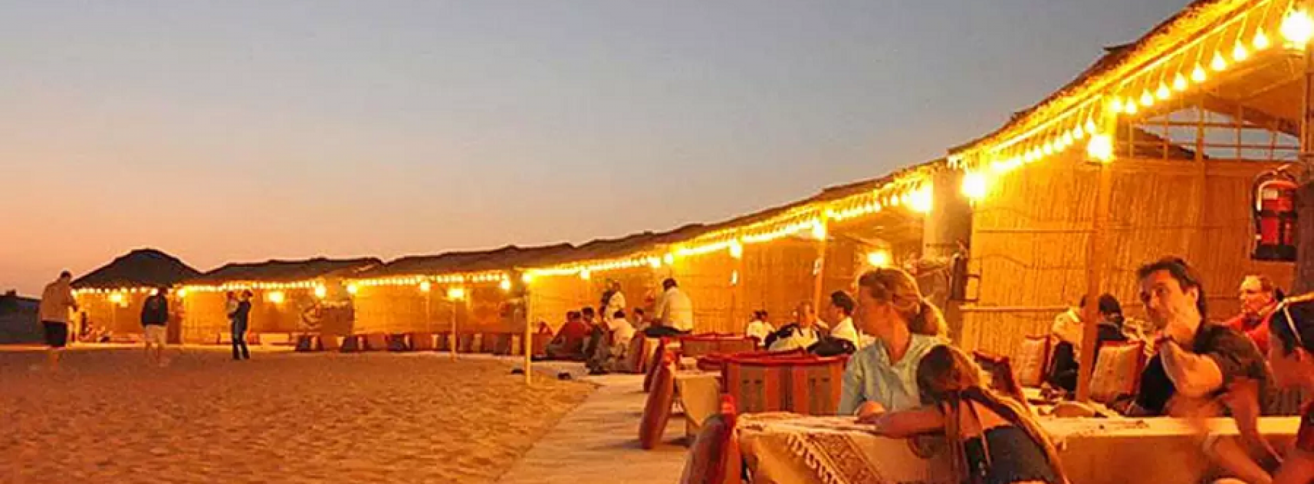 Enjoy a Pleasant Evening in Dubai- Desert Safari