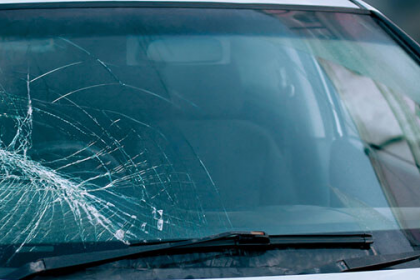 Can a windshield be repaired?