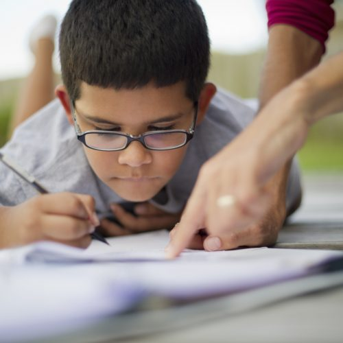 Using Homework Help for Augmenting Comprehension of Concepts
