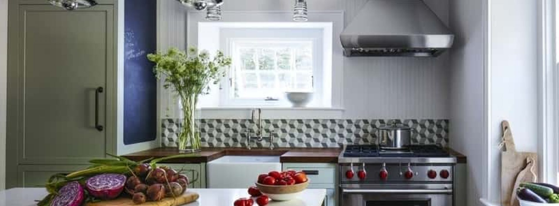 Original Tips for Small Kitchen Remodeling